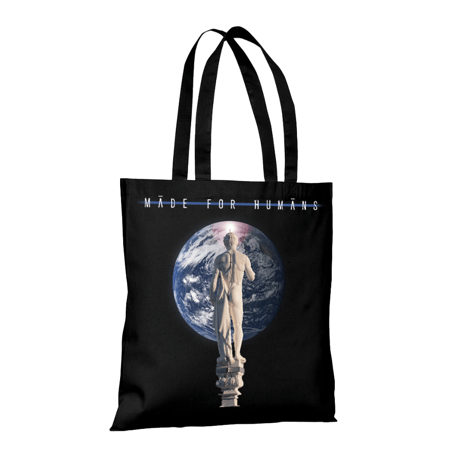 Buy Online Made For Humans - Tote Bag