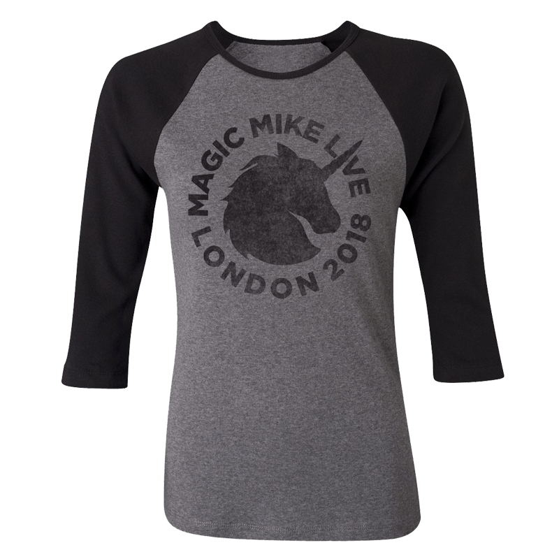 Buy Online Magic Mike London - Womens Unicorn Long Sleeve