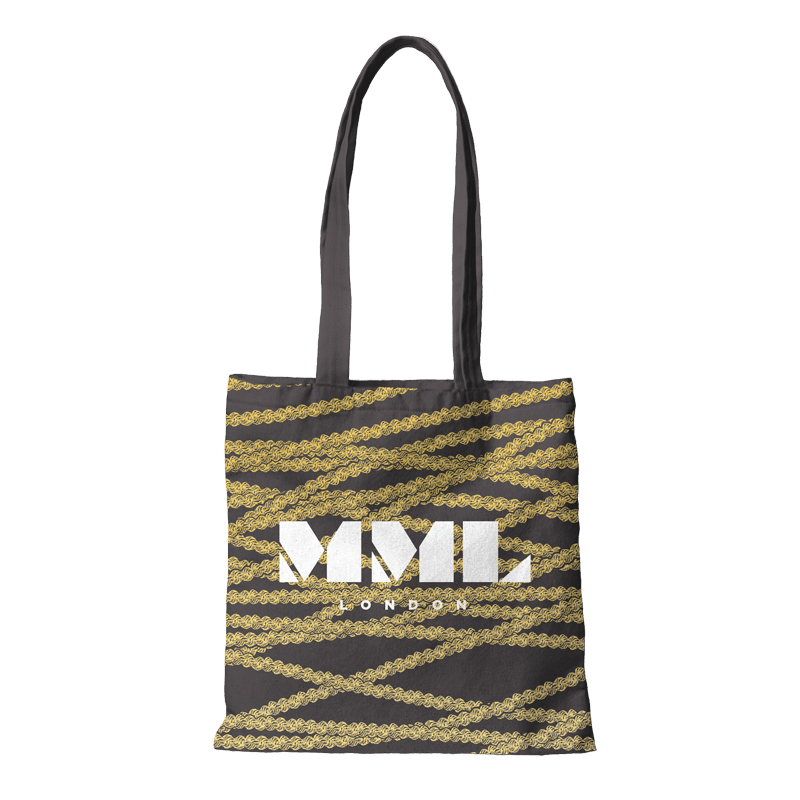 Buy Online Magic Mike London - Rope Tote Bag