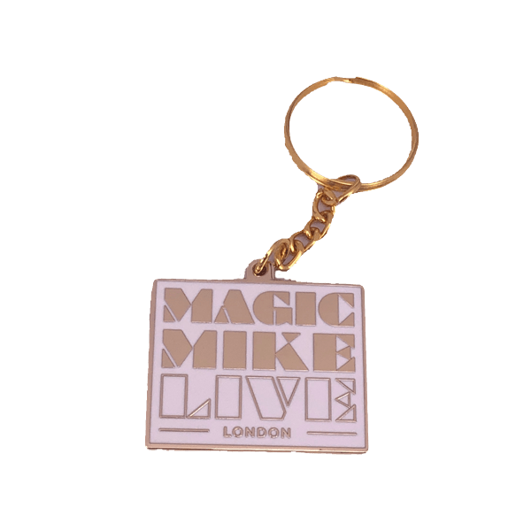 Buy Online Magic Mike London - Keychain