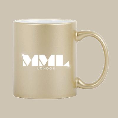 Buy Online Magic Mike London - Gold Mug