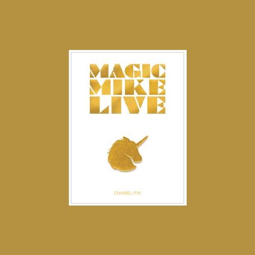Buy Online Magic Mike London - Pin Badge