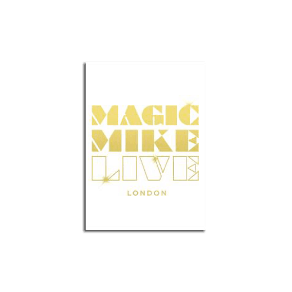 Buy Online Magic Mike London - Magnet