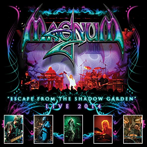 Buy Online Magnum - Escape From The Shadow Garden - Live 2014 (Limited Vinyl)