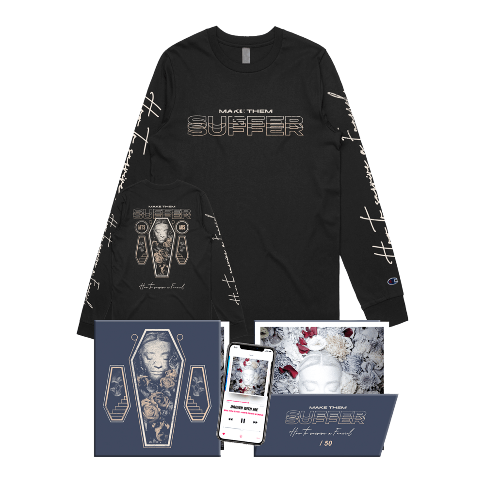 Buy Online Make Them Suffer - Limited Edition Make Them Suffer Bundle