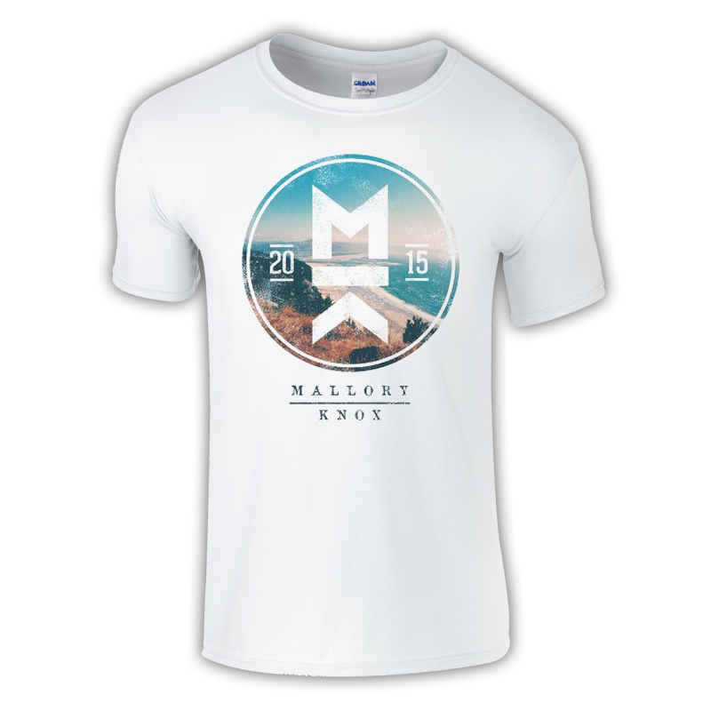 Buy Online Mallory Knox - MK Beach T-Shirt