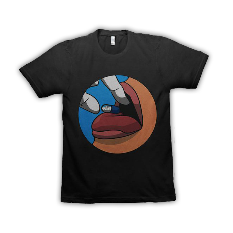 Buy Online Mallory Knox - Citalopram Pill T-Shirt