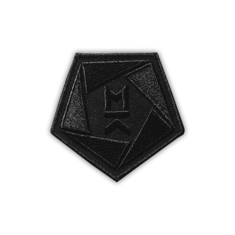 Buy Online Mallory Knox - Wired Tour Logo Patch