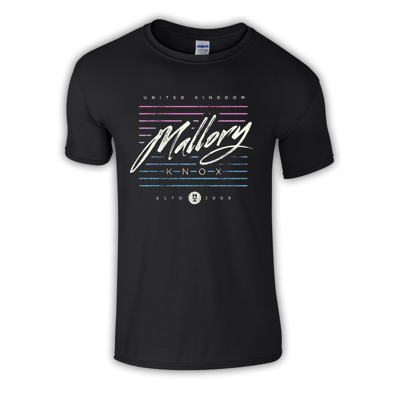 Buy Online Mallory Knox - Vice City T-Shirt