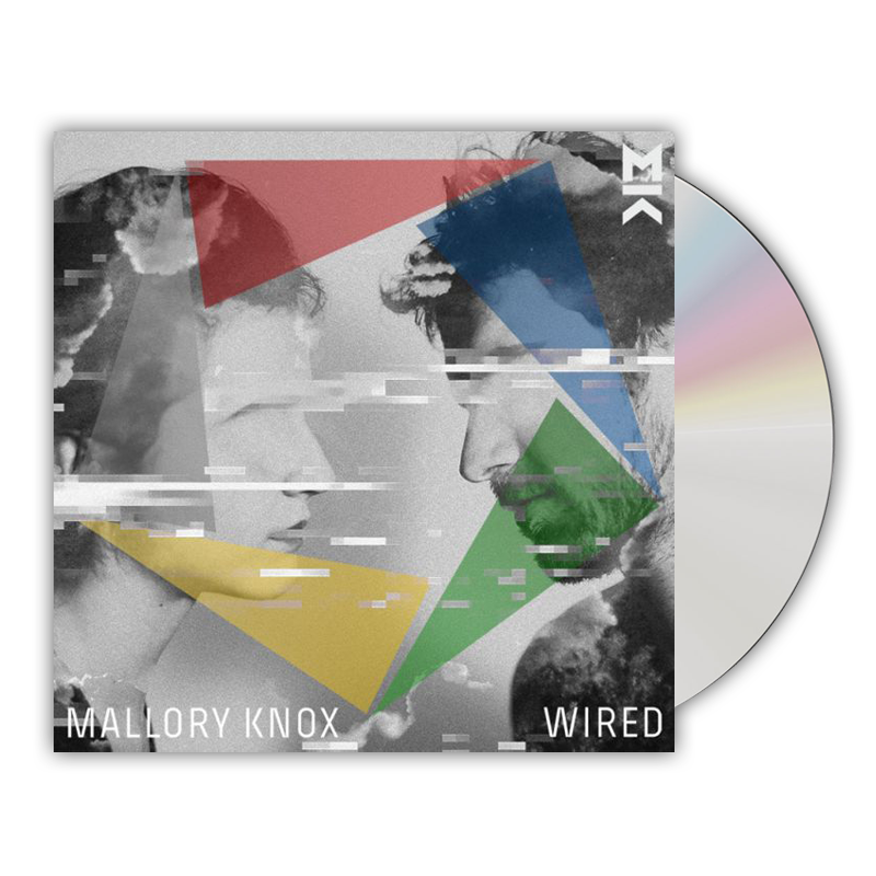 Buy Online Mallory Knox - Wired CD Album
