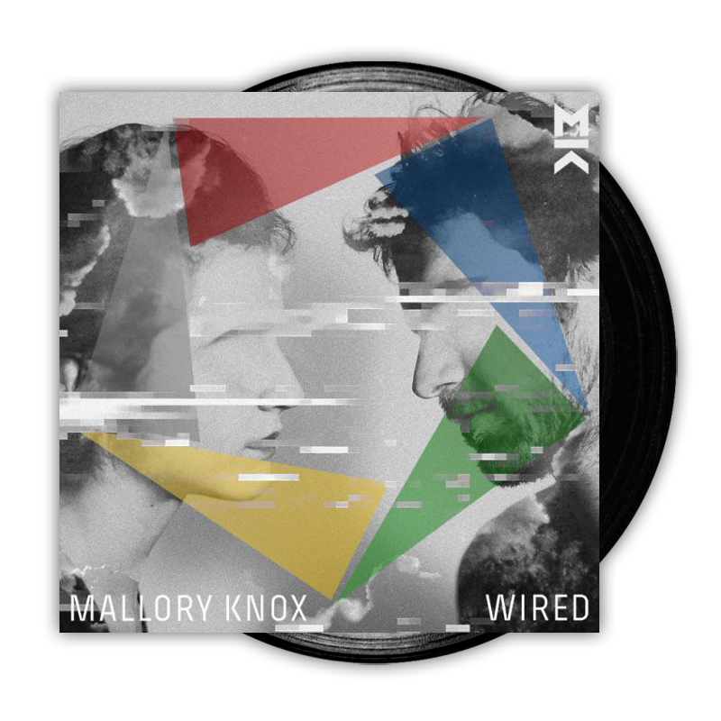 Buy Online Mallory Knox - Wired Vinyl LP