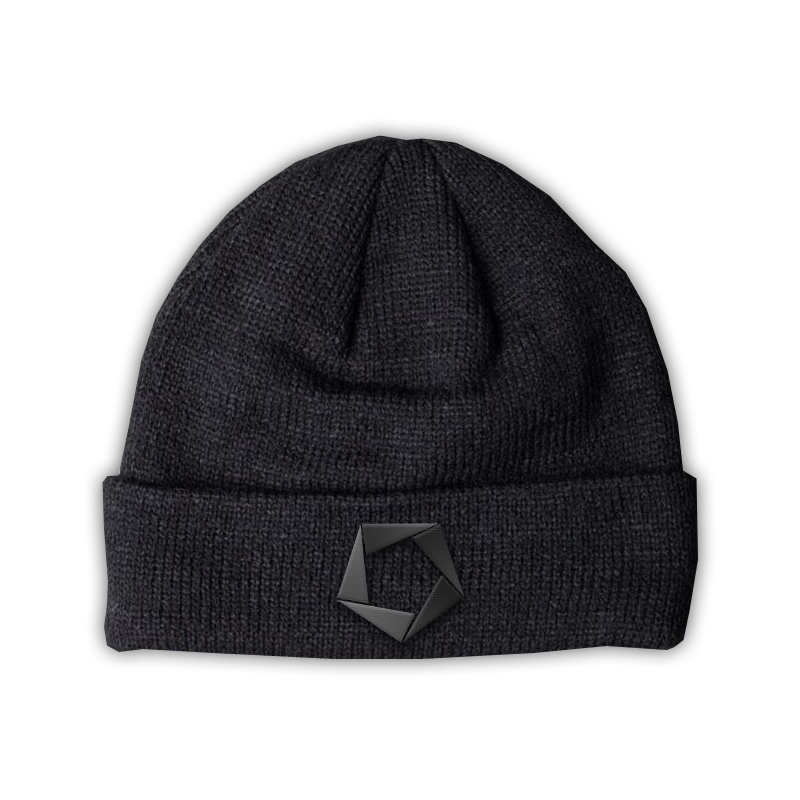 Buy Online Mallory Knox - Wired Logo Beanie