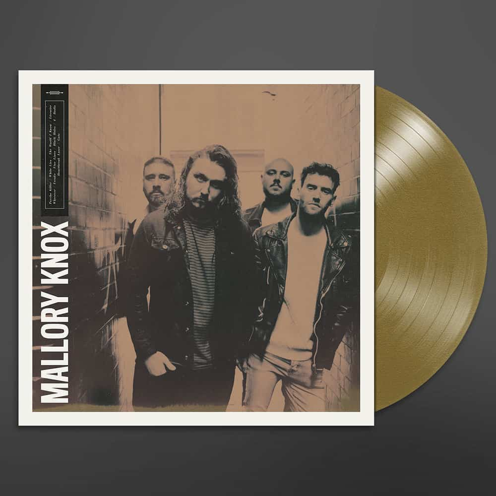Buy Online Mallory Knox - Mallory Knox Aztec Gold (Signed)