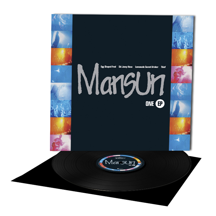 Buy Online Mansun - ONE EP 12-Inch Vinyl