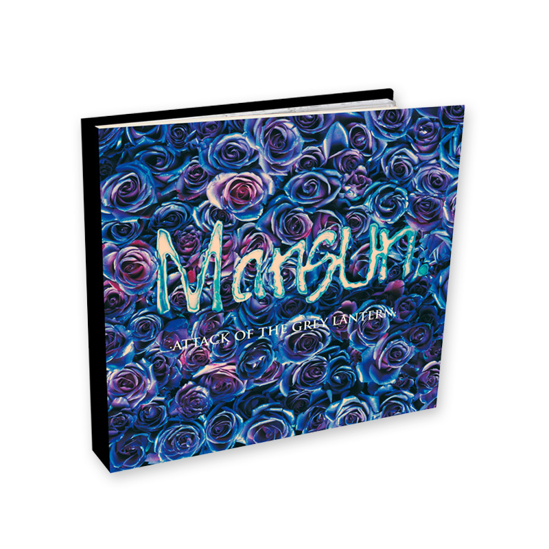 Buy Online Mansun - Attack Of The Grey Lantern CD Media Book
