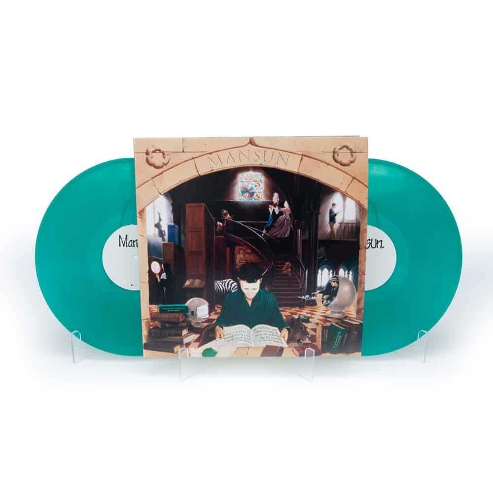 Buy Online Mansun - SIX Green Double Heavyweight Vinyl (Limited Edition)