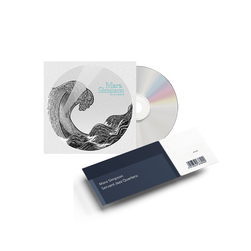 Buy Online Mara Simpson - CD and Ticket Bundle