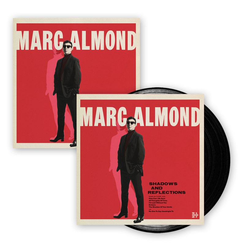 Buy Online Marc Almond - Shadows And Reflections (w/ Signed Artwork Print)