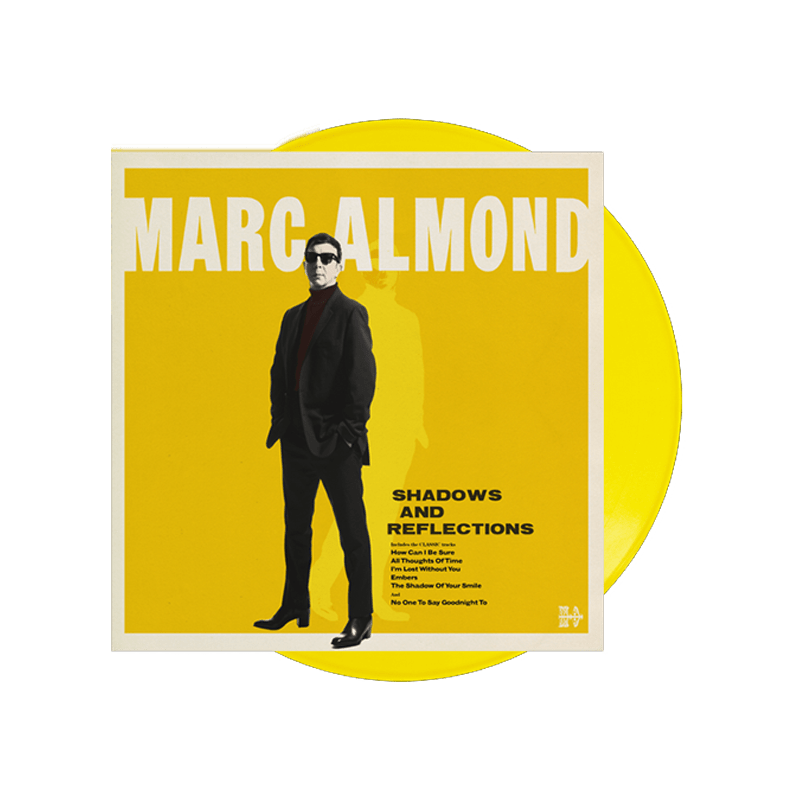 Buy Online Marc Almond - Shadows And Reflections Coloured