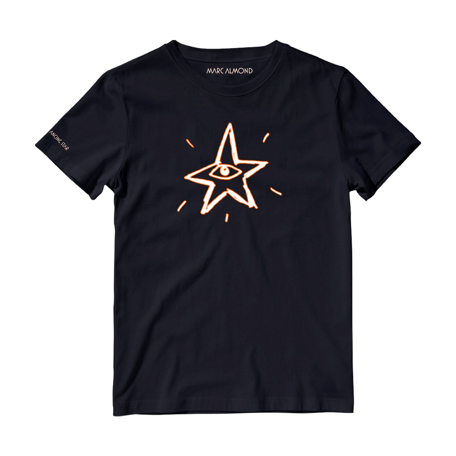 Buy Online Marc Almond - Chaos And A Dancing Star T-Shirt