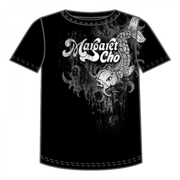 Buy Online Margaret Cho - Ladies Koi T-Shirt