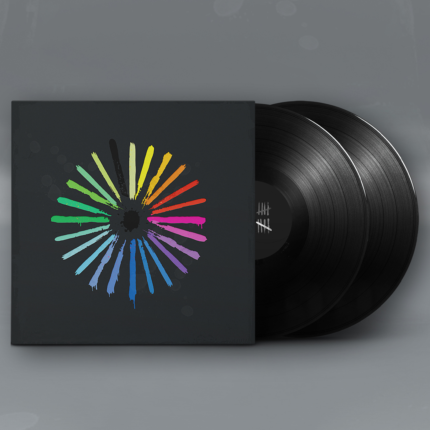 Buy Online Marillion - An Hour Before It's Dark Double Vinyl (Signed)