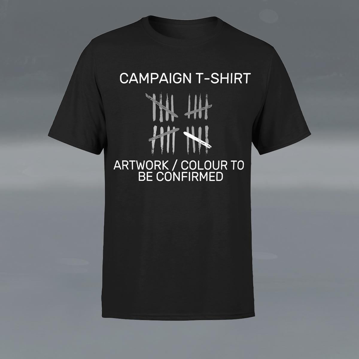 Buy Online Marillion - An Hour Before It's Dark T-Shirt