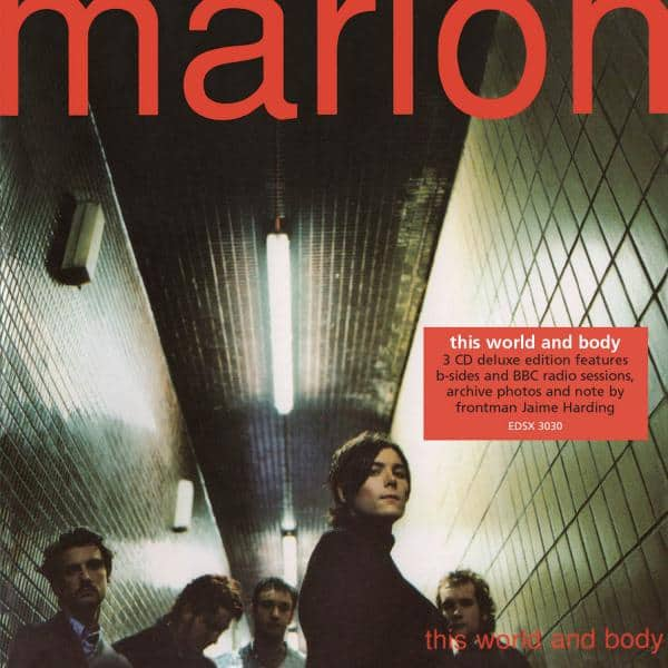 Buy Online Marion - The World And Body Deluxe