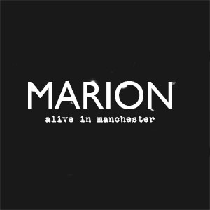 Buy Online Marion - Alive In Manchester