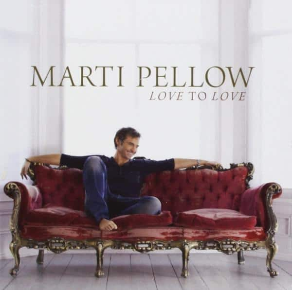 Buy Online Marti Pellow - Love To Love CD Album