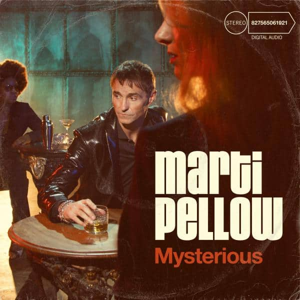 Buy Online Marti Pellow - Mysterious CD Album & Ticket Bundle