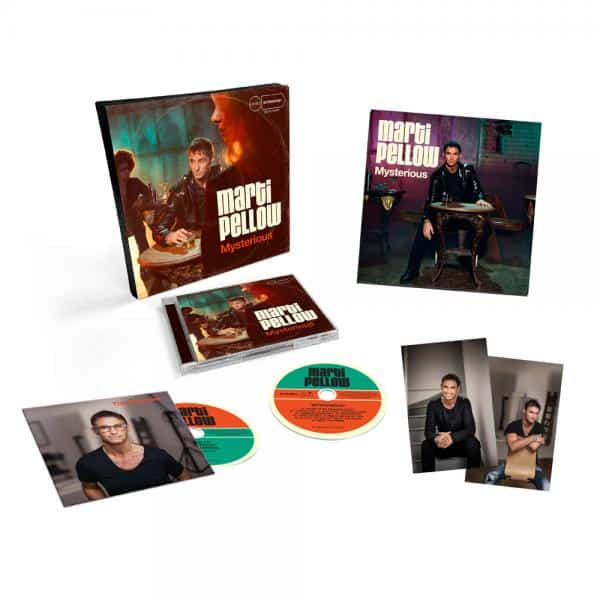 Buy Online Marti Pellow - Mysterious Boxset