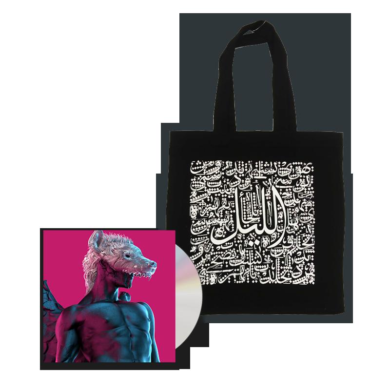 Buy Online Mashrou Leila - Ibn El Leil Vinyl CD + Tote