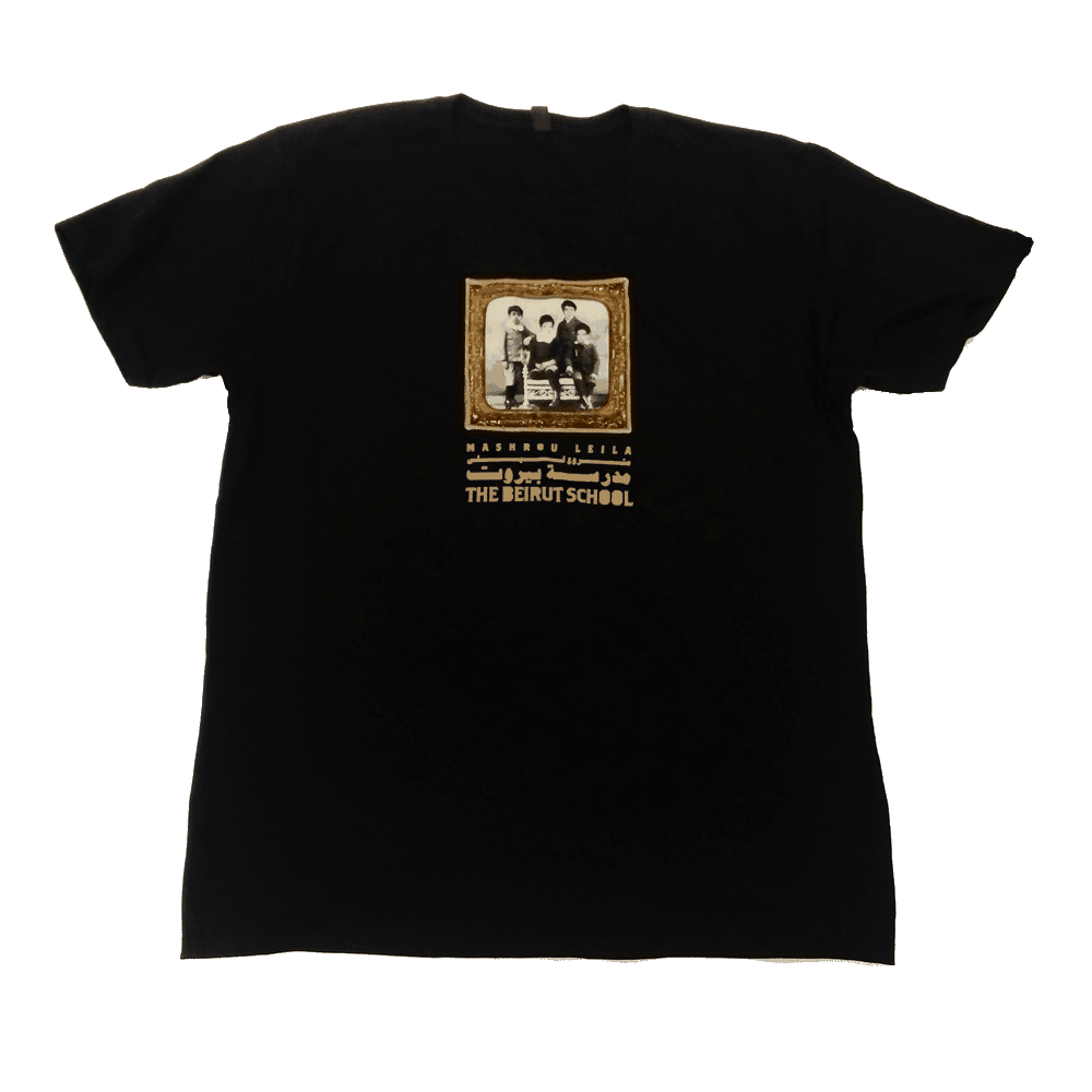 Buy Online Mashrou Leila - Olympia T-Shirt