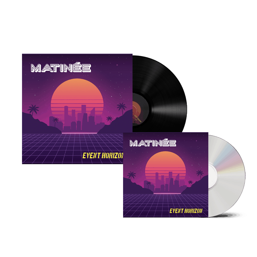 Buy Online Matinee - Event Horizon CD + Black Vinyl