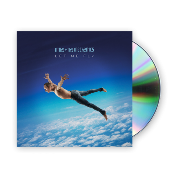 Buy Online Mike And The Mechanics - Let Me Fly CD Album Ltd Ed Signed Booklet