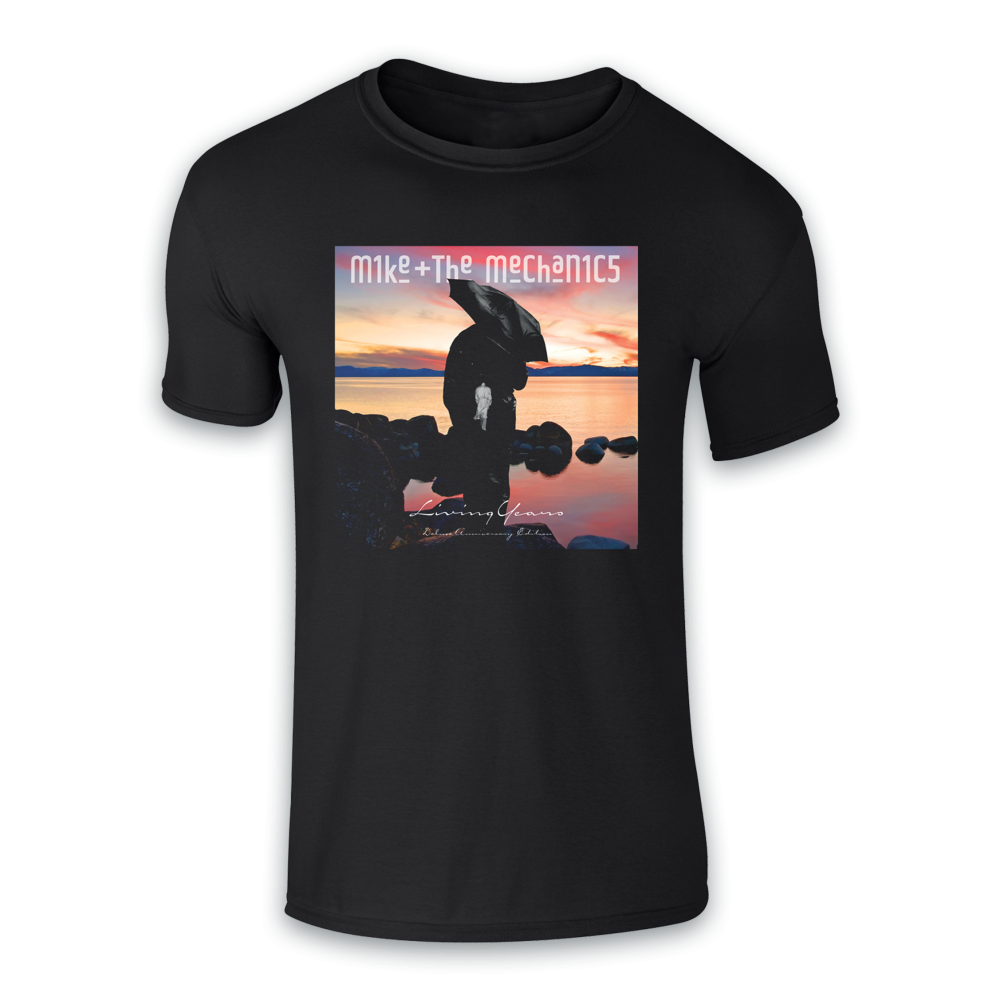 Buy Online Mike And The Mechanics - The Living Years T-Shirt