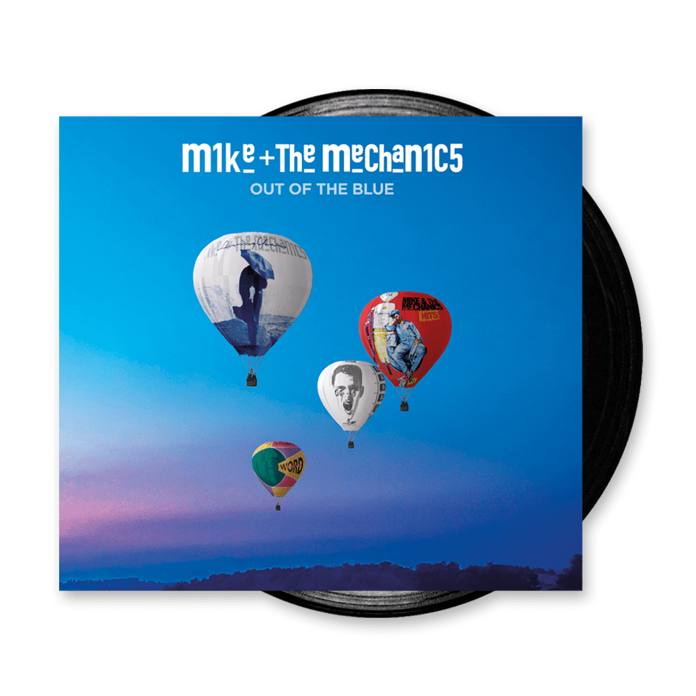 Buy Online Mike and The Mechanics - Out Of The Blue (Signed)