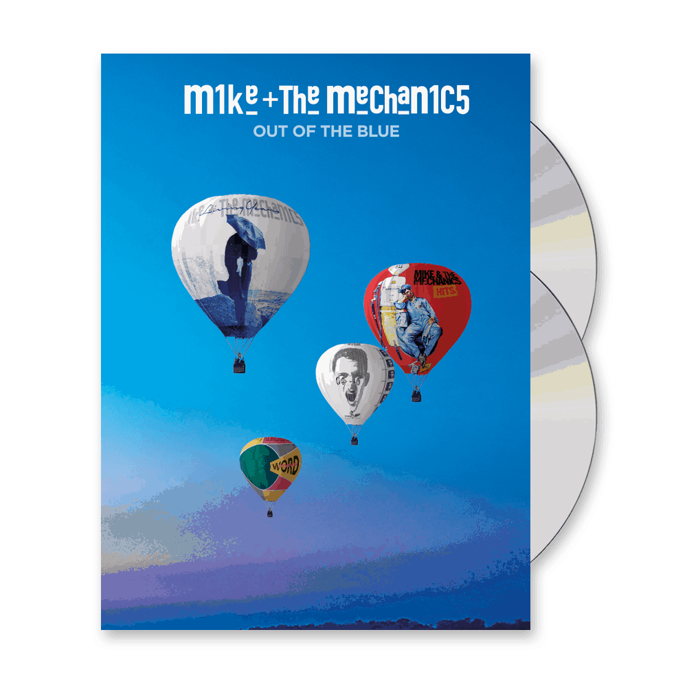 Buy Online Mike and The Mechanics - Out Of The Blue Deluxe