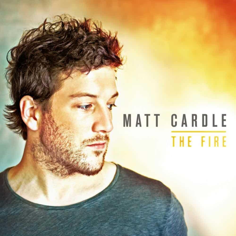 Buy Online Matt Cardle - The Fire