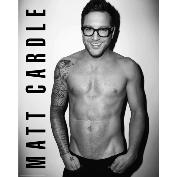 Buy Online Matt Cardle - Matt Cardle Poster