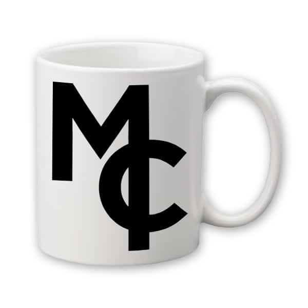 Buy Online Matt Cardle - Logo Mug