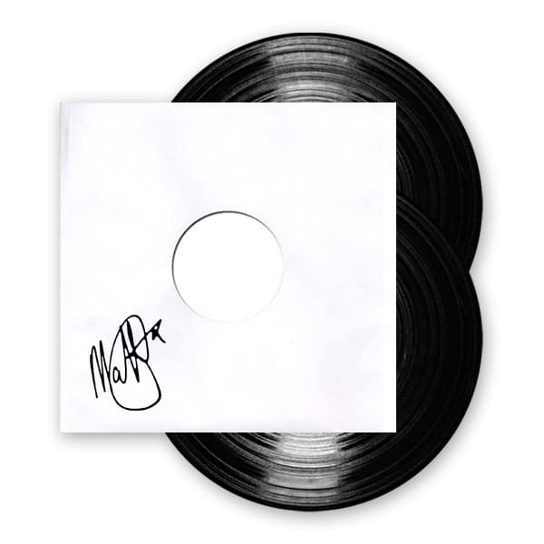 Buy Online Matt Cardle - Time To Be Alive Vinyl Test Pressing (Ltd Edition, Signed & Numbered)