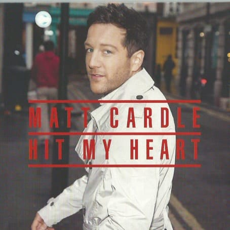 Buy Online Matt Cardle - Hit My Heart Test Pressing