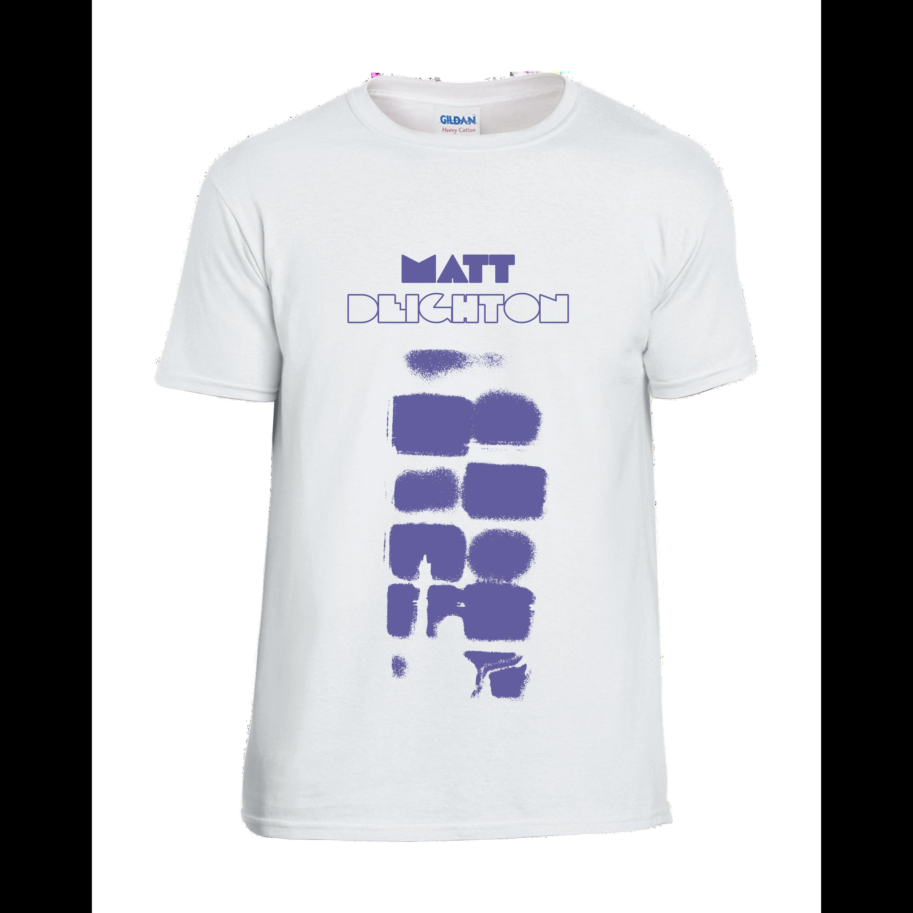Buy Online Matt Deighton - White T-Shirt