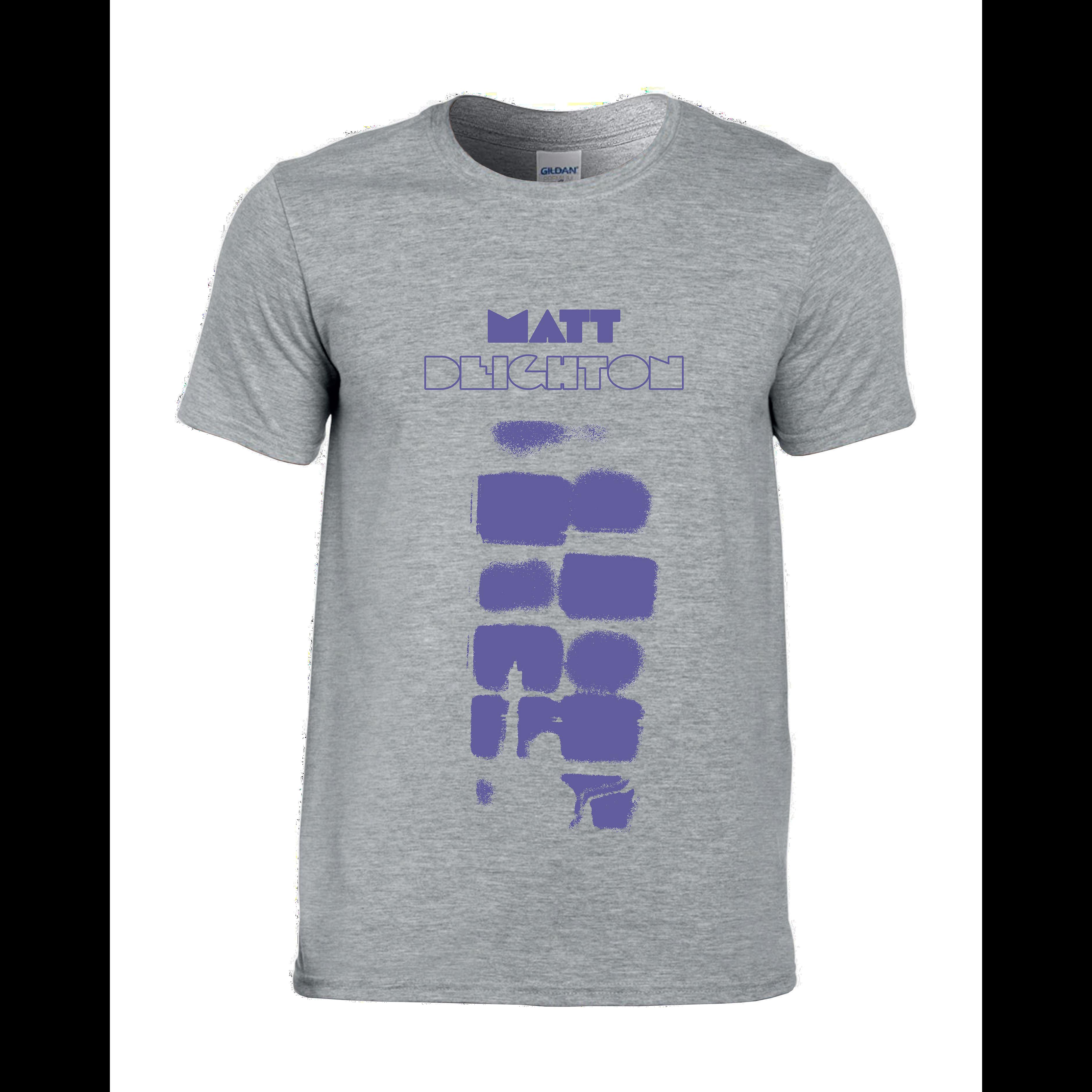 Buy Online Matt Deighton - Grey T-Shirt