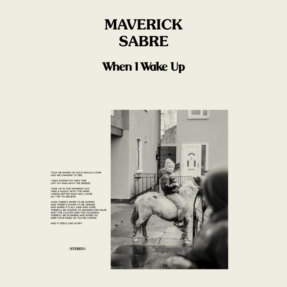 Buy Online Maverick Sabre - Album A3 Poster