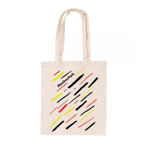 Buy Online Maximo Park - Risk To Exist Tote Bag