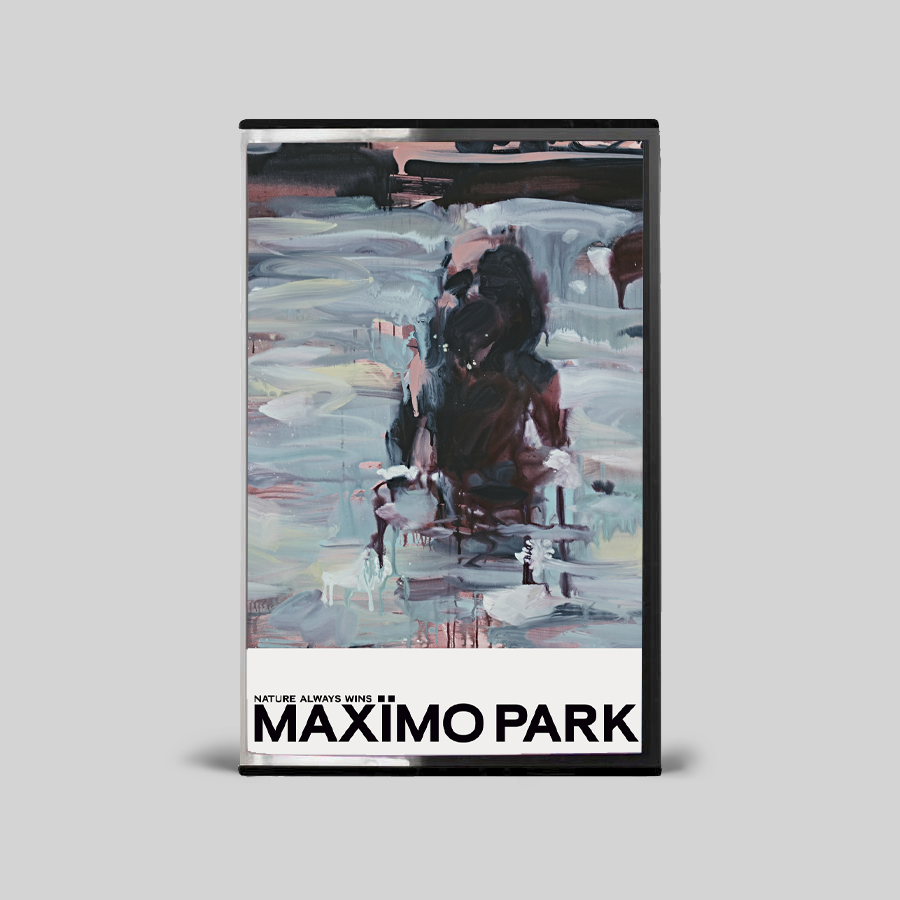 Buy Online Maximo Park - Nature Always Wins (Signed)