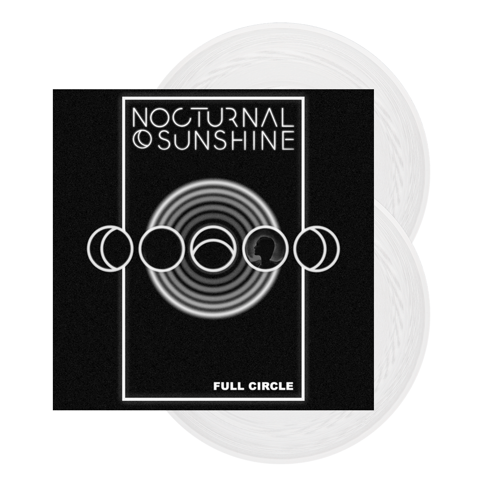 Buy Online Nocturnal Sunshine - Full Circle White